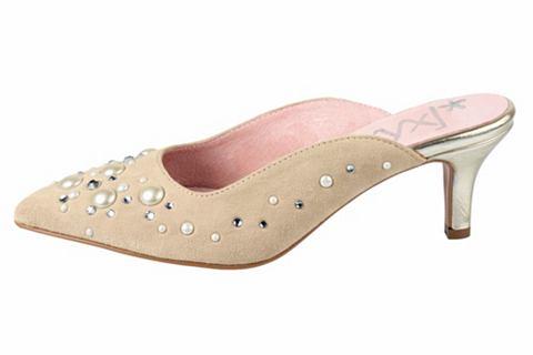 Туфли с украшения
