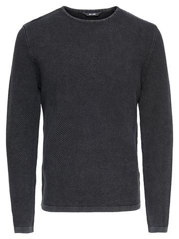 ONLY & SONS Detailreicher пуловер ...