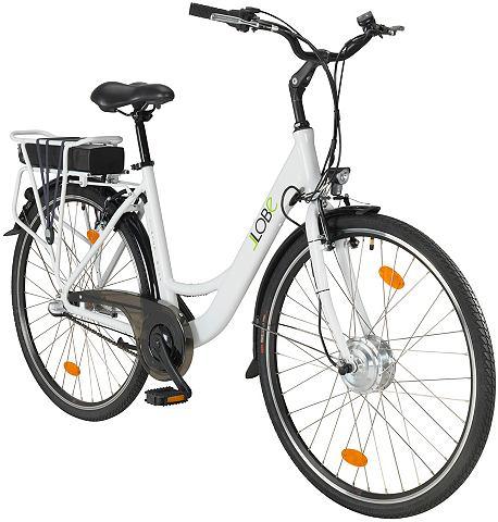 LLOBE Электрический велосипед City для женсщ...