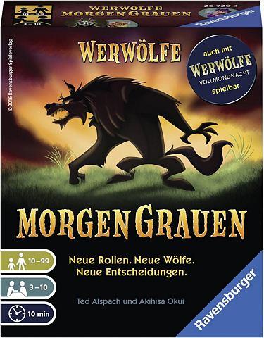 Kartenspiel »Werwölfe Morge...