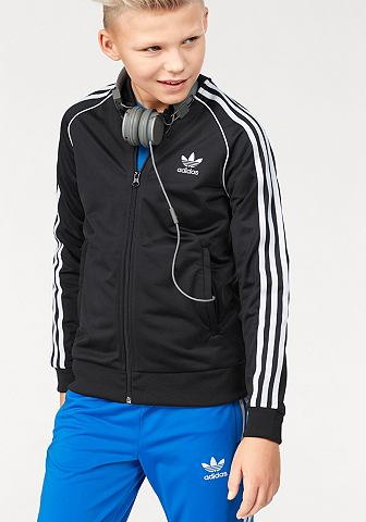 ADIDAS ORIGINALS Кофта спортивная »JUNIOR SUPERST...
