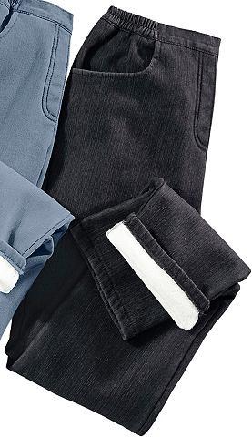 Джинсы - außen джинсы внутри кур...