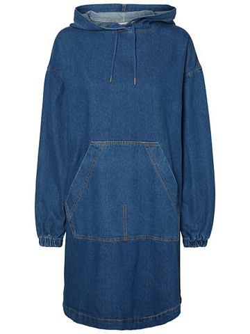 Джинсовый платье