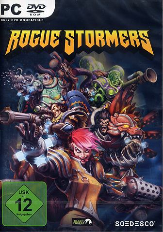 Rogue Stormers »PC«
