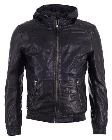 Куртка кожаная »15-9-2«