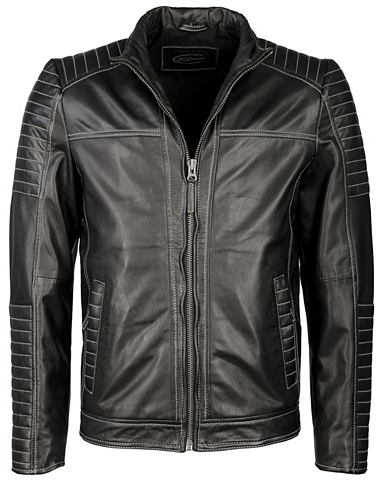 JCC Куртка кожаная в спортивный Design &ra...