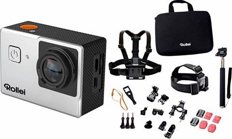 ROLLEI 525 + Outdoor-Set 4K (Ultra-HD) Камера...