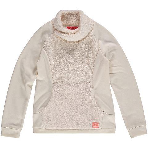 Куртка-флиссе с капюшон »Wooly&l...