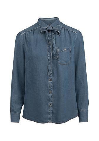 Джинсовая блузка »DORO«