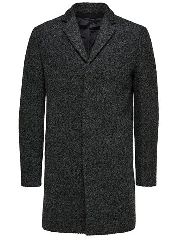 Шерстяной- пальто