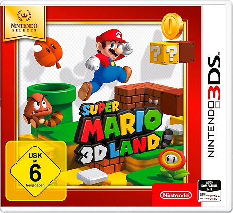 Super Mario 3D Land Nintendo Selects