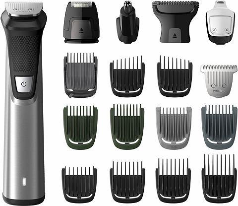 PHILIPS Haar- и машинка для стрижки бороды MG7...
