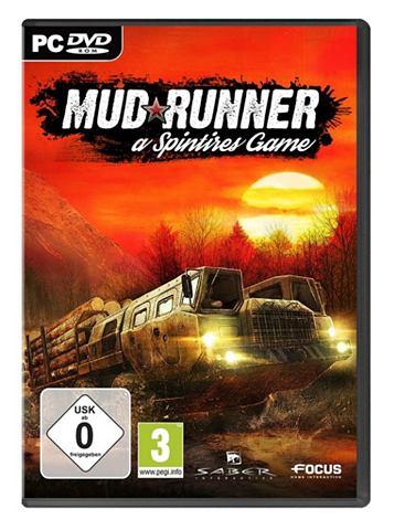 PC - Spiel »Spintires: Mud Runne...