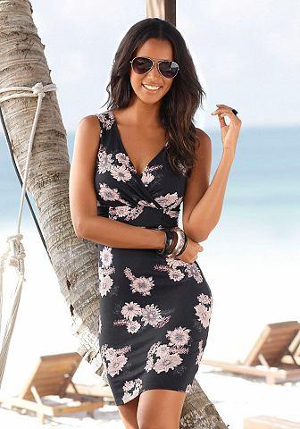 Платье пляжное в taillierter форма