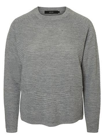 Lässiger пуловер трикотажный