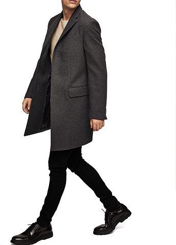 Классический пальто из Woll-Mix