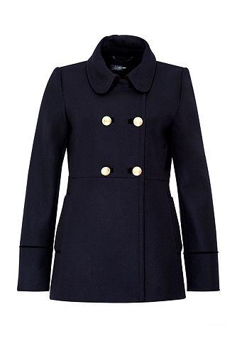 Пальто с Samt-Details