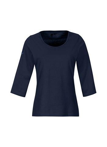 3/4 рукава футболка из органический хл...