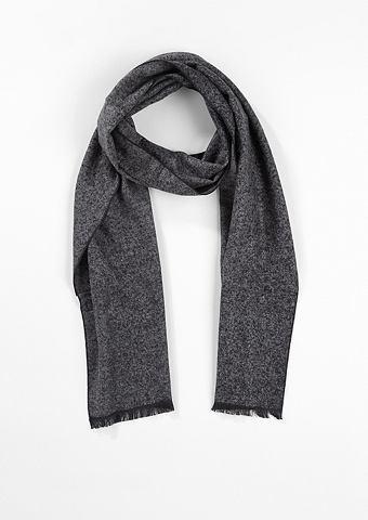 Melierter шарф из вискоза