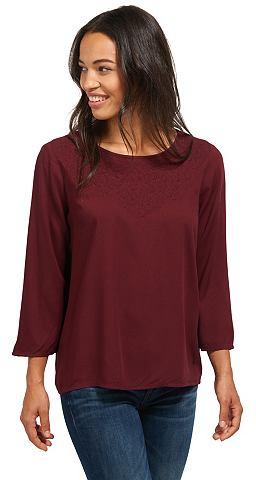 Блузка-футболка »mit декоративны...