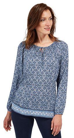 Блузка с длинным рукавом »mit Ca...