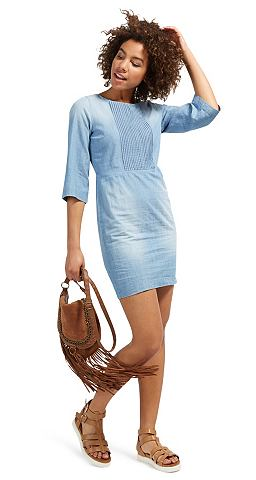 Платье »mit Biesen«