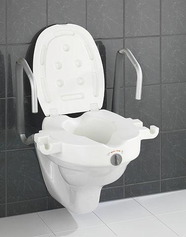 WENKO Toilettensitzerhöhung Secura 375 ...