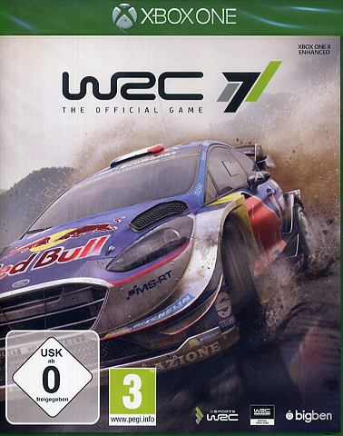 WRC 7 »XBox One«
