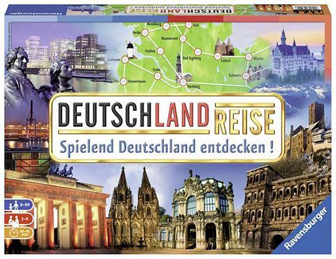 Brettspiel »Deutschlandreise&laq...