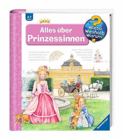 RAVENSBURGER Детская книга »Alles über P...
