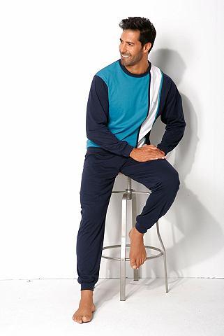 HIS пижама длинa 1x