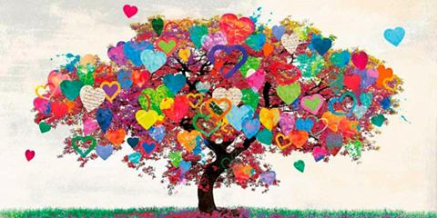 Картина »MALIA RODRIGUES - Tree ...