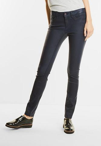 Узкий брюки с Coating York