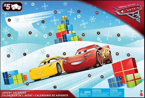 Календарь рождественский »Disney...