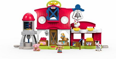 FISHER PRICE Набор игрушек »Little People Bau...