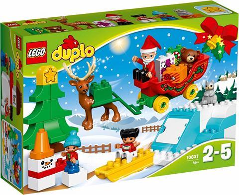 LEGO ® Winterspaß с dem дед мороз...