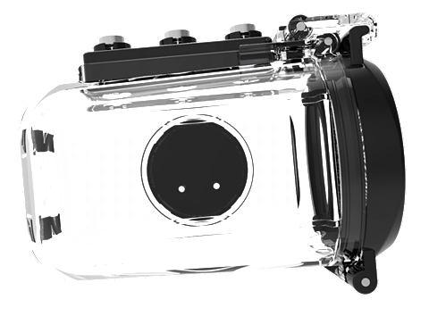 DRIFT Чехол »GHOST 4K / X водостойкие ...