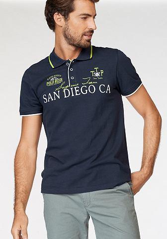 Tom Tailor футболка поло Team кофта-по...