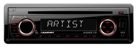 BLAUPUNKT 1-DIN Автомобильное радио с CD-плеер U...