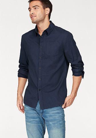 Рубашка с длинными рукавами Robuste schwerere качественный трикотаж