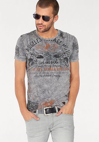 Cipo & Baxx футболка »Vintag...