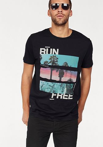 Jack & Jones футболка »STANE...