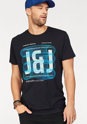 Jack & Jones футболка »SPRIN...