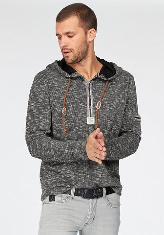 Cipo & Baxx пуловер с капюшоном