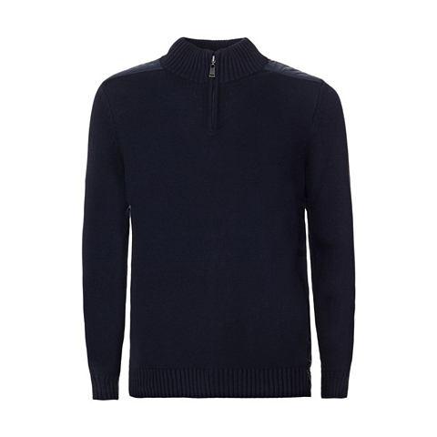 Пуловер HOHER воротник