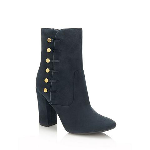 Укороченный ботинки LUCENA из VELOURSL...