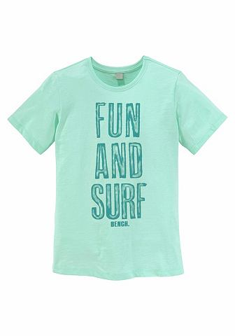 Футболка »FUN AND SURF«
