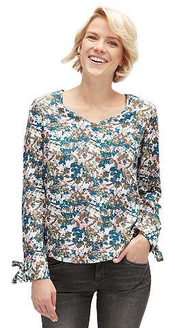 Блузка с длинным рукавом »mit au...