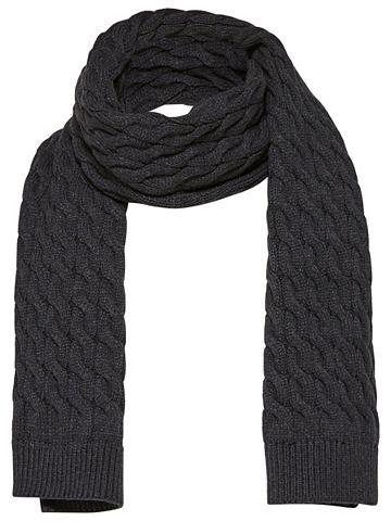 Bязаный шарф