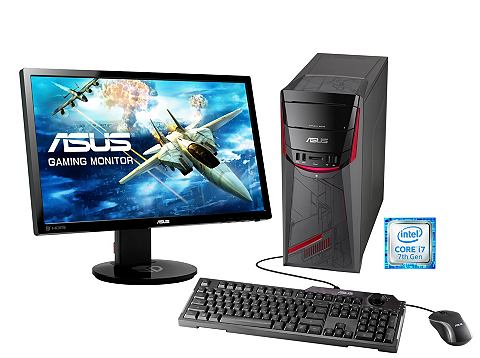 Intel® i7-7700 16GB SSD + HDD Ge F...